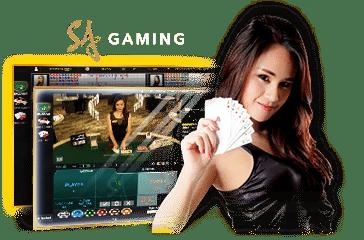 Joker Gaming SaGaming casino