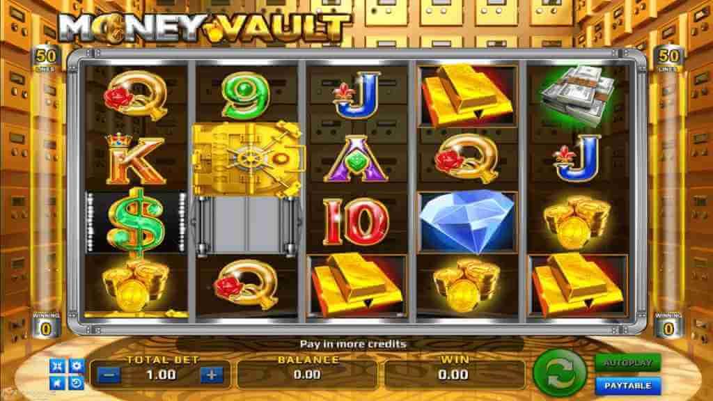 Symbol Money Vault