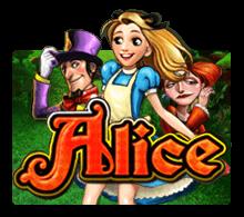 รีวิวสล็อต Alice in wonderland