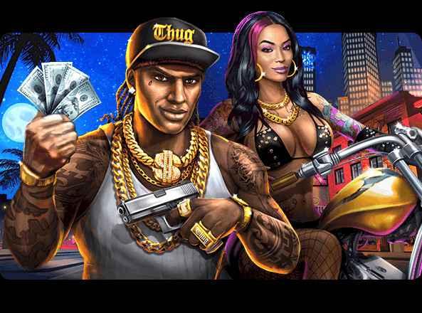 รีวิวเกม Thug Life Joker123tm