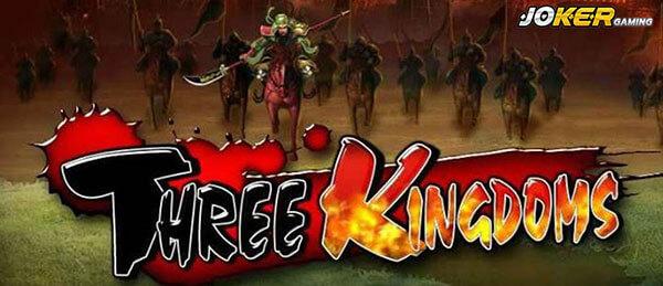 รีวิวเกม Three Kingdoms Joker123tm