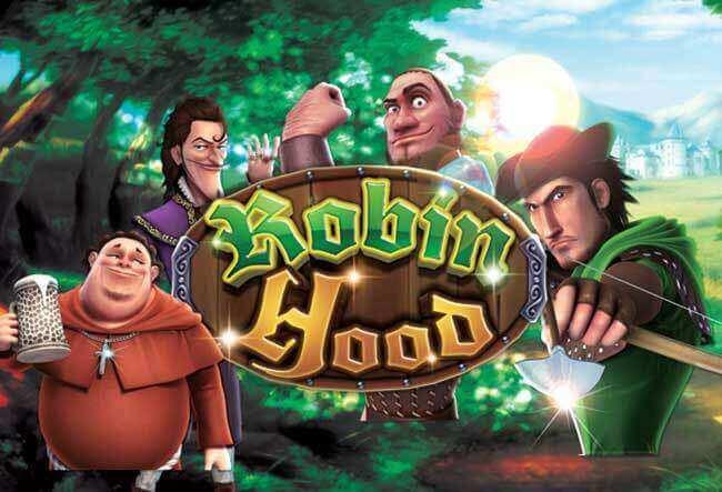 รีวิวเกมสล็อต Robin Hood JOKER123tm