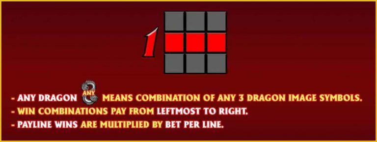 888 Dragons Line