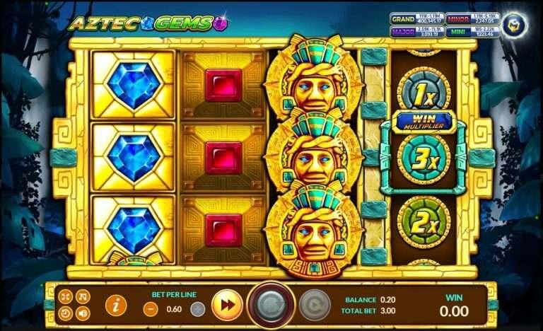 Aztec Gems Joker123