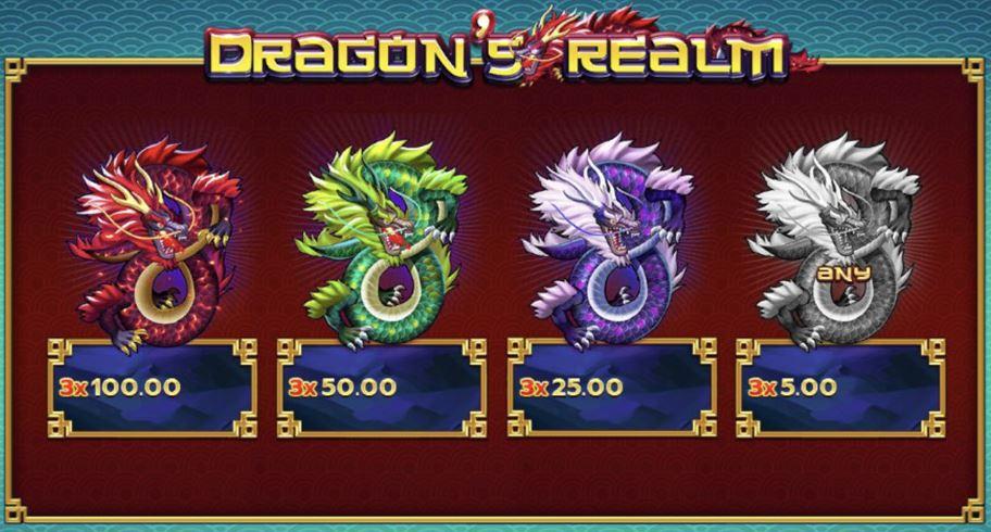 เกมสล็อต Line Dragons Realm https://lin.ee/n4tfYFI