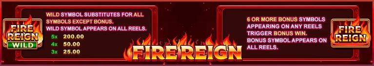 Fire Reign แจก ฟรี ฝากถอน https://joker123tm.com/
