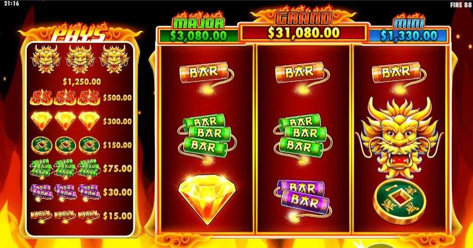 เกมส์ slot แจก Fire88 https://joker123tm.com/