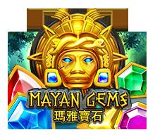 รีวิวเกม Mayan Gems https://joker123tm.com/