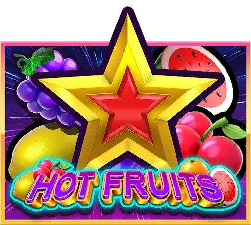 รีวิวเกม HOT FRUITS https://joker123tm.com/