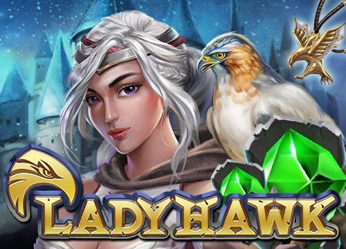 รีวิวเกม Lady Hawk https://joker123tm.com/