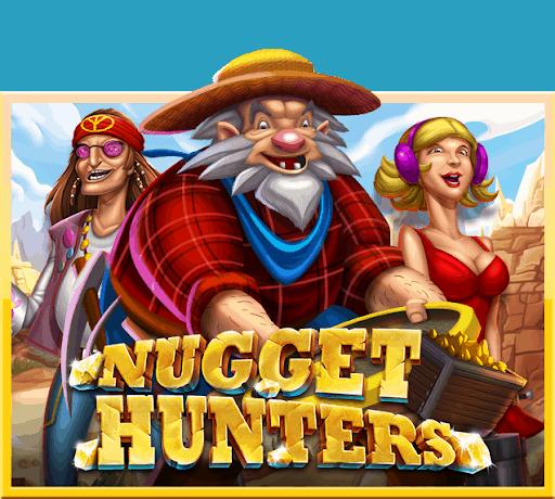 รีวิวเกม Nugget Hunters https://joker123tm.com/