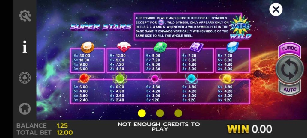Super Stars เกมสล็อต Line https://lin.ee/n4tfYFI