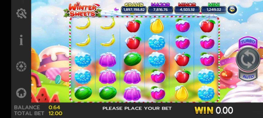 Winter Sweets สูตรโกงเกม Slot เกมบาคาร่า https://joker123tm.com/