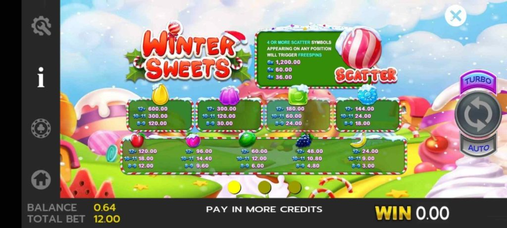 Winter Sweets สูตรเกมออนไลน์ แจกจริง https://joker123tm.com/
