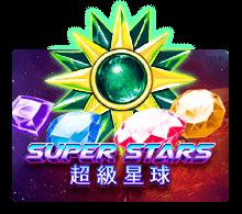 รีวิวเกม Super Stars https://joker123tm.com/