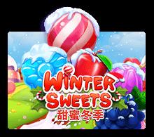 รีวิวเกม Winter Sweets https://joker123tm.com/