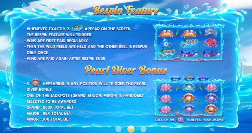 Ocean Spray เกมสล็อต Line https://lin.ee/n4tfYFI