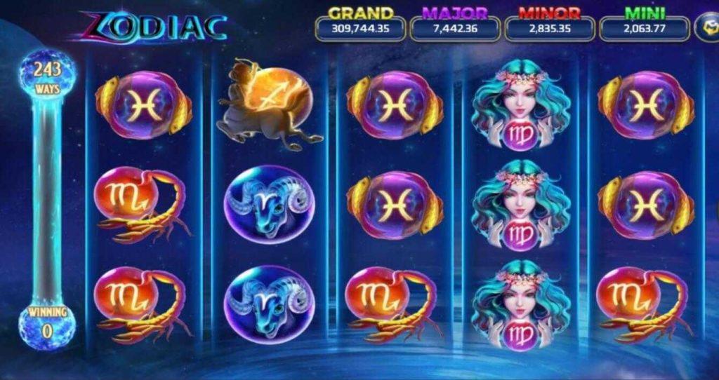Zodiac เกมส์ slot แจก https://joker123tm.com/
