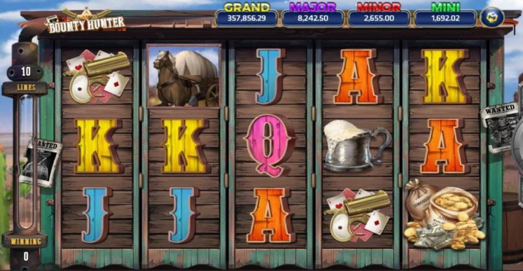 Bounty Hunter เกมส์ slot แจก https://joker123tm.com/