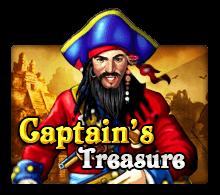 ทดลองเล่น Captain's Treasure