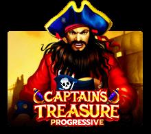 Captains Treasure Progressive Joker123