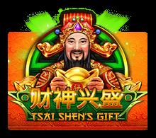 Tsai Shen's Gift รีวิวเกม https://joker123tm.com/