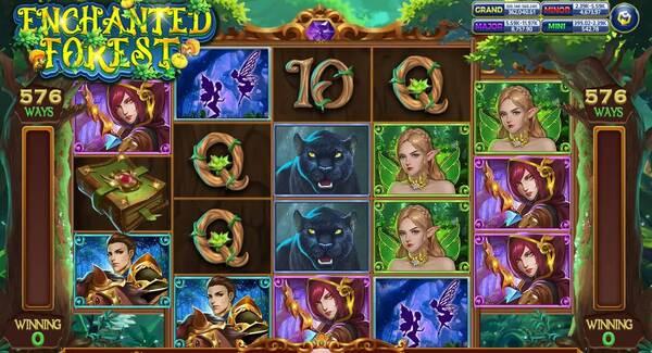 รีวิวเกม Enchanted Forest Joker123