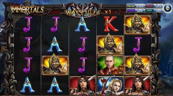 รูปแบบเกม Joker123