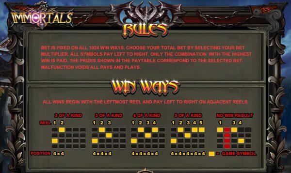 Rules Joker123