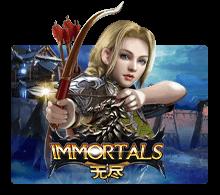 รีวิวเกม Immortals