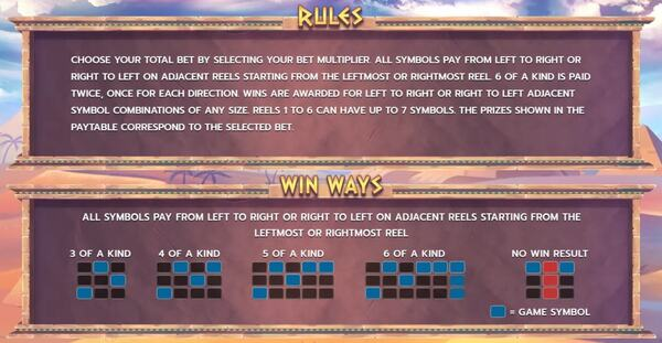 Rules Joker123TM