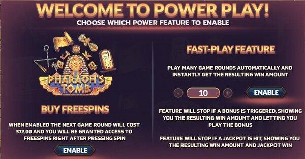 Power Play Joker123TM